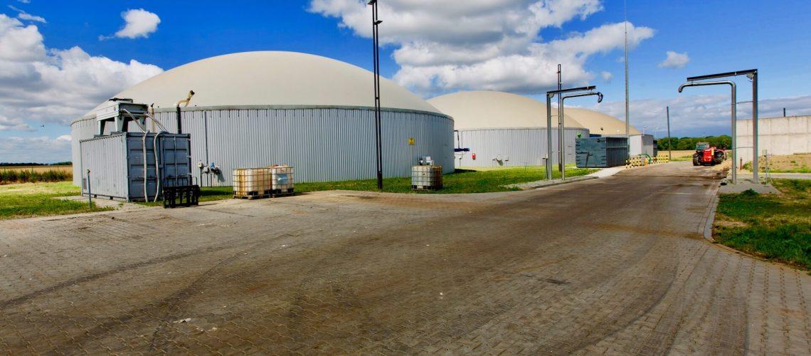Biogazownia Żórawina
