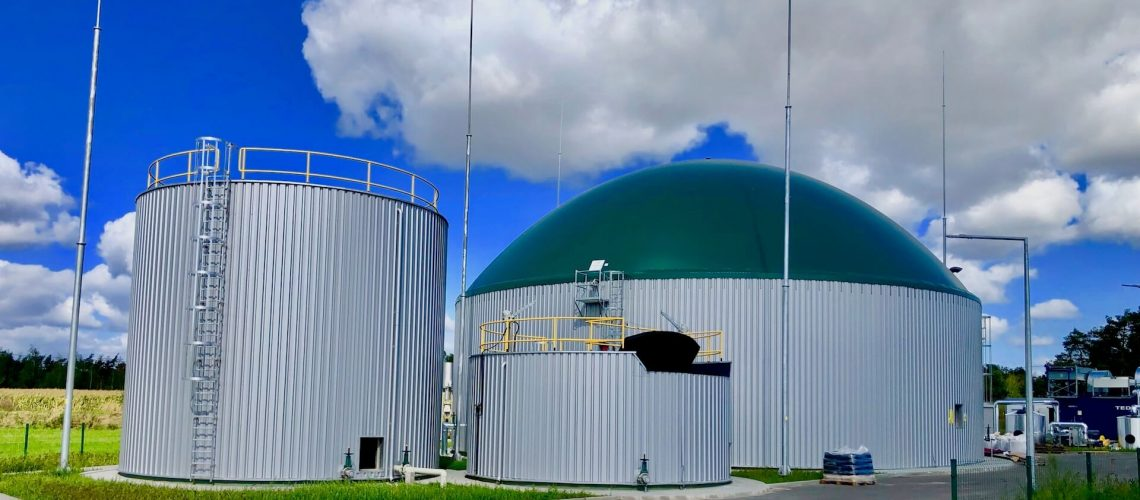Inwestor: Enerbio Sp. z o.o. Projekt i generalne wykonawstwo Rok: 2020 Moc: 499 kW Lokalizacja: Kutno